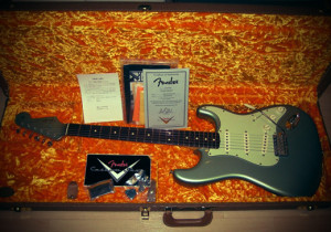 Fender Custom Shop 1963 stratcaster