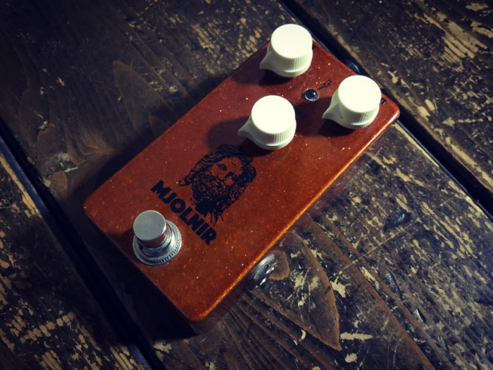 MYTHOS PEDALS Mjolnir Joey landreth Edition