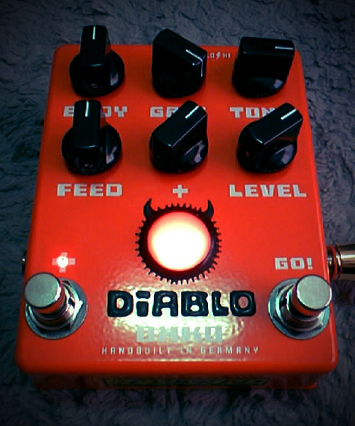 OKKO Diablo Boost+