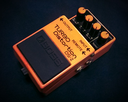 BOSS DS-2 made in Japan 1988's