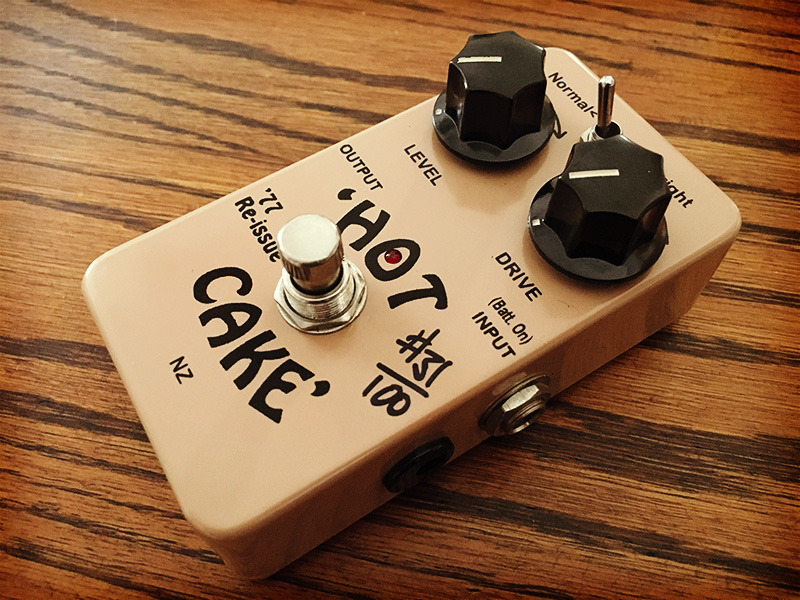 CROWTHER AUDIO Hot Cake '77 Reissue
