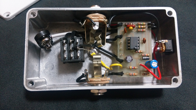 Eastern Music Device Buffer/Booster