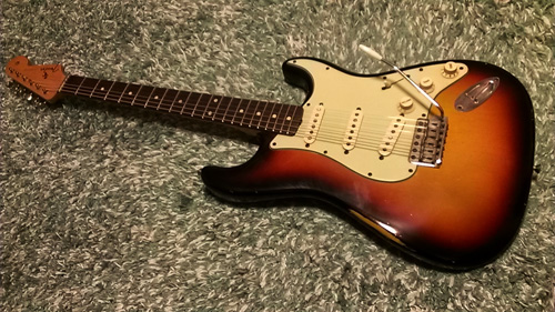 Fender Custom Shop 1960 Stratcaster Relic