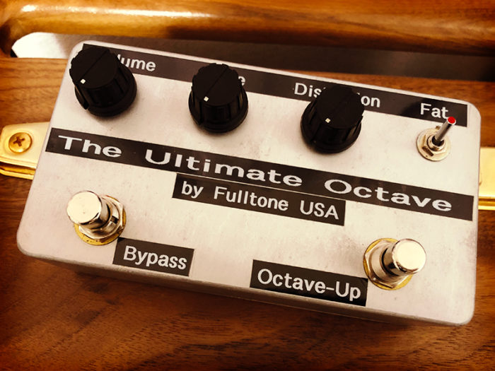 Fulltone USA The Ultimate Octave