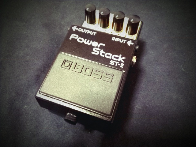 BOSS ST-02 Power Stack