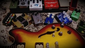 Riviera And My Pedals