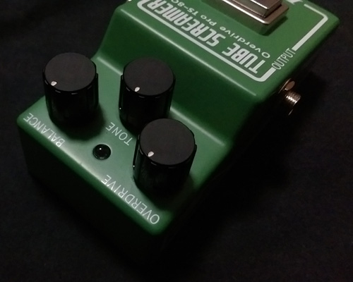 Ibanez TS808 35th Anniversary Limited Model