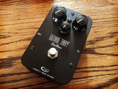 J. Rockett Audio Designs Guthrie Trapp Signature Overdrive