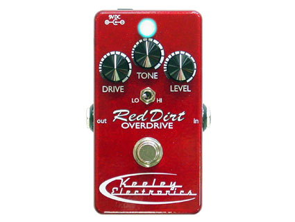 Keeley Electronics Red Dirt Overdrive