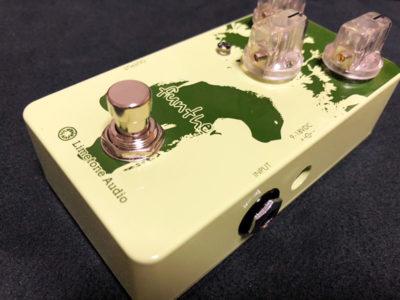 Limetone Audio funtherは18Vでも駆動します