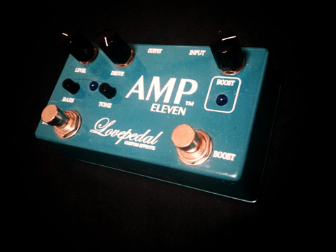 Lovepedal Amp Elevenの画像