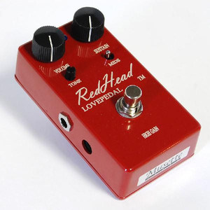 Lovepedal Red Head