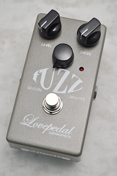 Lovepedal fuzzmaster