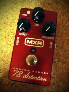 MXR Custom Badass '78 Distortion