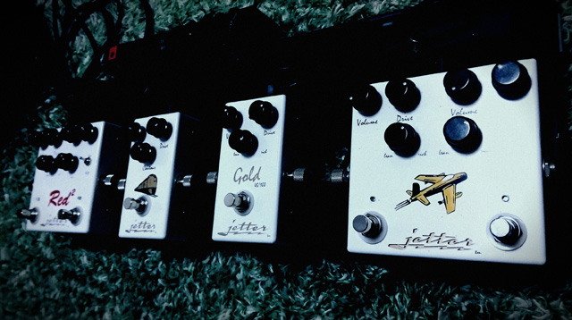My Jetter Pedals