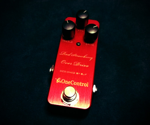 One Control Red Strawberry Overdrive