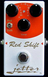 Jetter Red Shift
