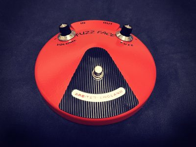 The Sonus 1966 Germanium Fuzz Face Replica