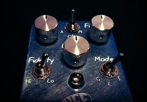 VFE Pedals Distortion3 Mode