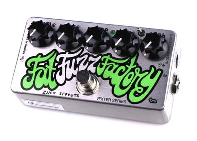 Z.VEX Fat Fuzz Factory Vexter Series