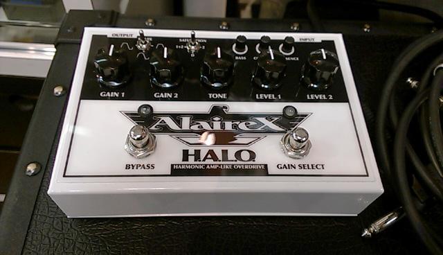 AlaireX H.A.L.O