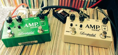 Amp Eleven 「GREEN」&「BONE」