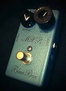MXR Blue Box Root20 Mod
