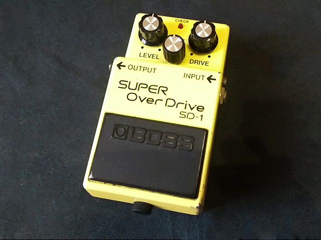 BOSS SD-1 Made In Japan
