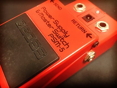 BOSS PSM-5 1983 Made in Japan