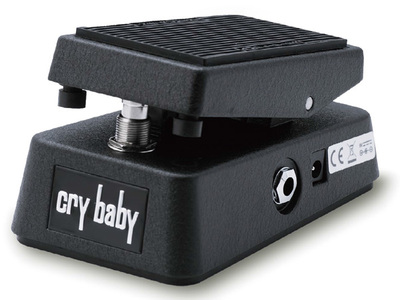「jim Dunlop Cbm95 Cry Baby Mini Wah」ペダルレビューです!
