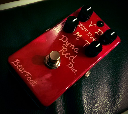Bearfoot FX Dyna Red
