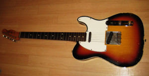 fender custom shop custom telecaster