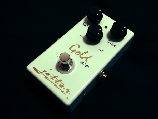 Jetter Gear Gold 45/100 Overdrive
