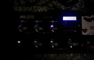 Line6 M9 LED