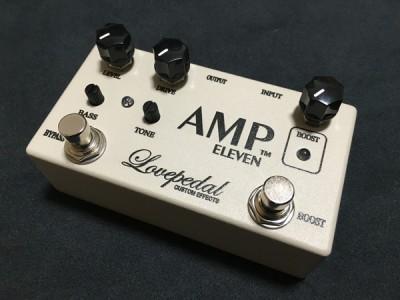 Lovepedal Amp Eleven Bone