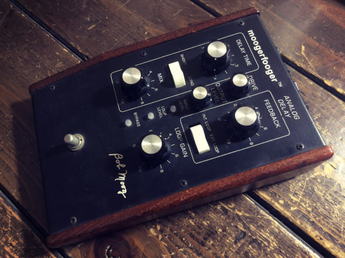 moogerfooger MF-104 Analog Delay