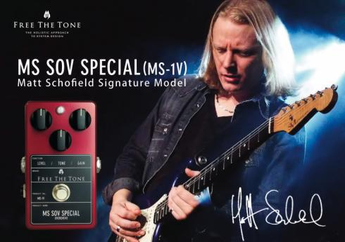 Matt Schofield Signature Model MS SOV SPECIAL MS-1V