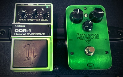 ODR-1とChicken Soup Overdrive