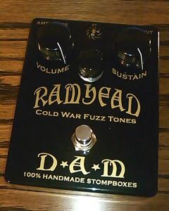 D.A.M Ram Head