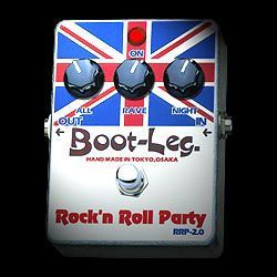 Boot-Leg Rock'n Roll Party RRP-2.0