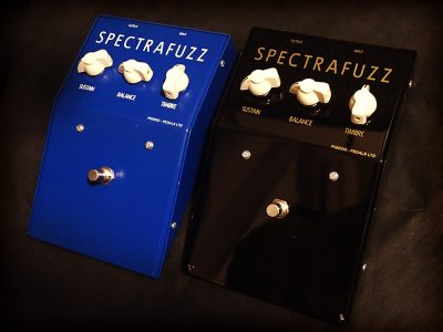 Pigdog Spectarfuzz Black & Blue