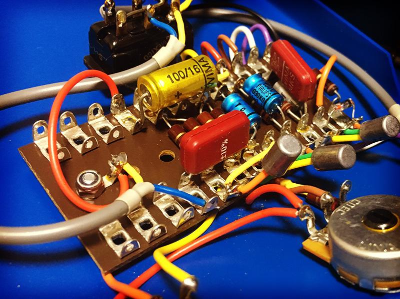 Pigdog Spectrafuzz 基板